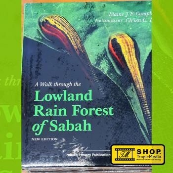 A Walk through the LOWLAND RAIN FOREST OF SABAH von Elaine J.F. Campbell